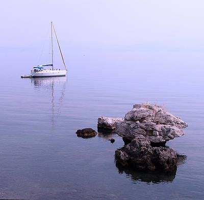 Photograph - Setting Sail by Tamyra Crossley