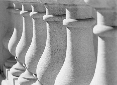 Photograph - Seven Pillars by Dave Beckerman