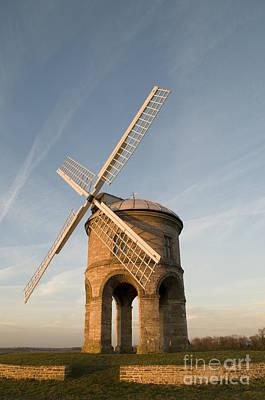 Wark Photograph - Seventeenth Century Mill by Anne Gilbert