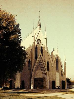 Photograph - Seventh Day Church by Glenn McCarthy Art and Photography