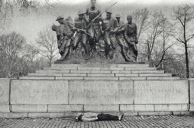 Photograph - Seventh Regiment New York by Dave Beckerman