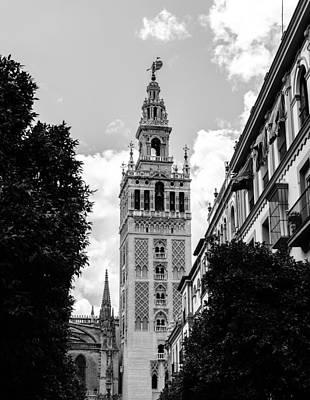 Religion Photograph - Sevilla - La Giralda by Andrea Mazzocchetti