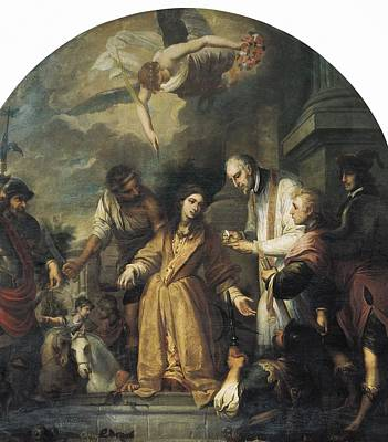Communion Photograph - Sevilla, Juan De 1643-1695. Lasr by Everett
