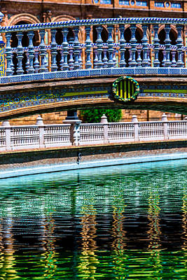 Photograph - Seville Colors   by Edgar Laureano
