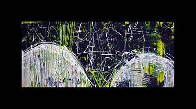 Seville Hills I Art Print by Mark Fearn
