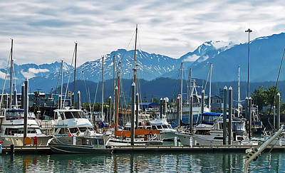 Photograph - Seward Alaska 2 by Aimee L Maher Photography and Art Visit ALMGallerydotcom