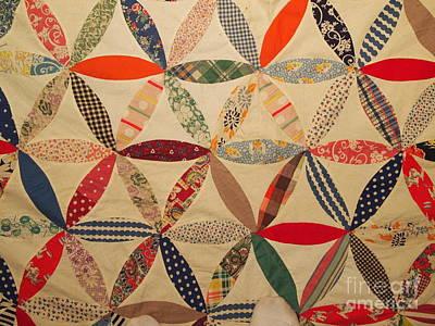 Sewing Bee Print by Nancy Kane Chapman