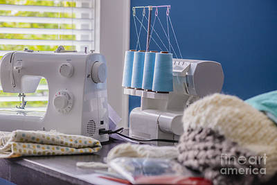 Photograph - Sewing Room by Elvis Vaughn