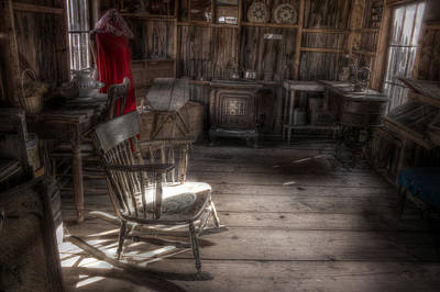 Photograph - Sewing Room by Michele Richter
