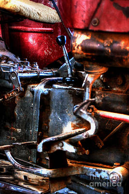 Photograph - Sexy Curves-the Smell Of Grease-oh Happy Dayz by Doc Braham