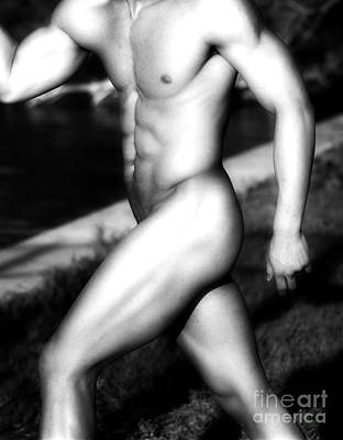 Photograph - Sexy Muscle by Boon Mee