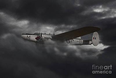 Searching Digital Art - Shackleton Storm by J Biggadike