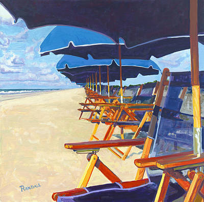 Painting - Shade by David Randall