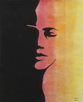 Shade Art Print by Sean Mitchell