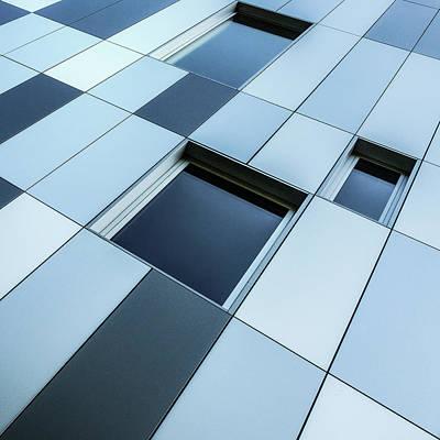 Belgium Photograph - Shades Of Blue by Luc Vangindertael (lagrange)