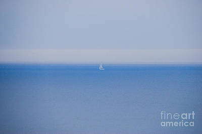 Photograph - Shades Of Blue by Mary Carol Story