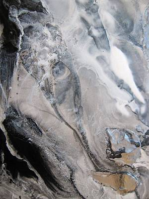 Painting - Shades Of Grey 23 by Sharon Jones