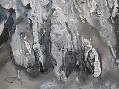 Shades Of Grey Number 50 Art Print