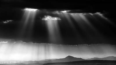 Grey Clouds Photograph - Shades Of Grey by Stelios Kleanthous