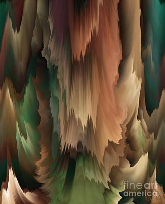Digital Art - Shades Of Illumination by Patricia Kay