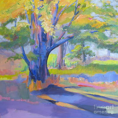 Painting - Shades Of Light by John Nussbaum