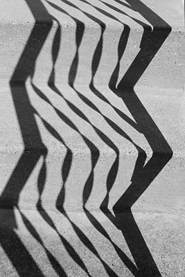 Photograph - Shadow 1 by Mary Bedy