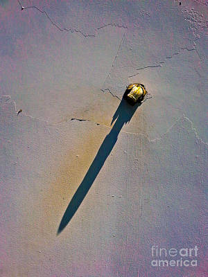 Photograph - Shadow And Shape No.118 Raw by Fei A