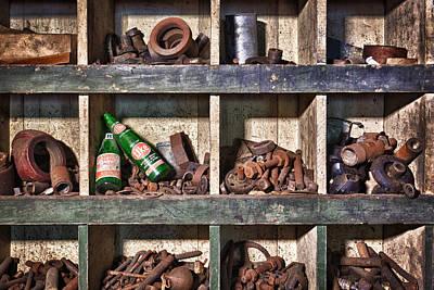 Photograph - Shadow Box by Denise Bush
