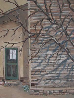 Painting - Shadow II by Tony Caviston