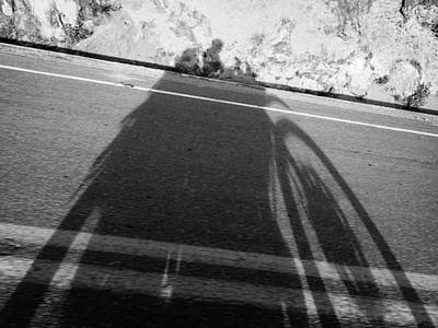 Photograph - Shadow Of Adventure by Tyler Lucas