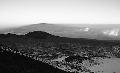 Photograph - Shadow Of Mauna Kea by Scott Rackers