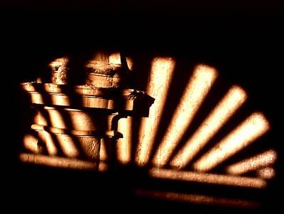 Photograph - Shadow Play by Robert  Rodvik