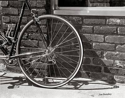 Photograph - Shadow Wheel by   Joe Beasley