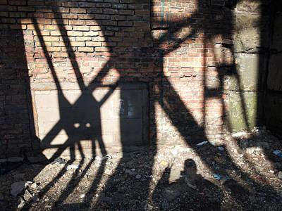 Shadowcat Art Print