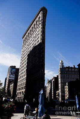 Photograph - Shadowed Flatiron by David Bearden