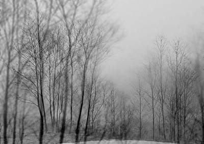 Shadows And Fog Art Print