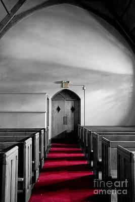 Photograph - Shadows And Light by Rick Kuperberg Sr