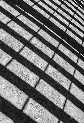 Photograph - Shadows by Arkady Kunysz