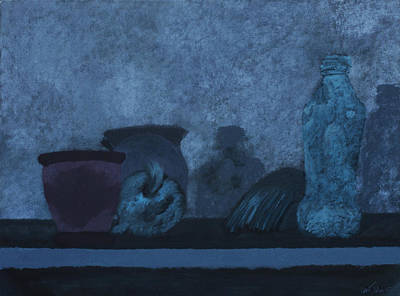 Shadows Art Print by Esther Osborn