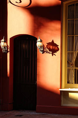 Photograph - Shadows In The French Quarter by Greg Mimbs
