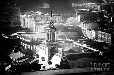 Photograph - Shadows In Valparaiso by John Rizzuto