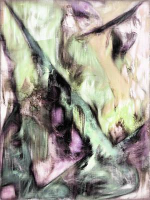 Shadows Of A Dream Art Print