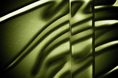 Photograph - Shadows On Wall by Darryl Dalton