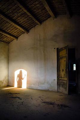 Shadows Reborn - Vanity Art Print by Alfio Finocchiaro