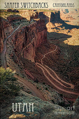 Photograph - Shafer Switchbacks by Jill Battaglia