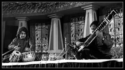Shahid Photograph - Shahid Parvez Khan by Manuj Mukherjee