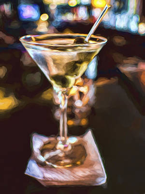 Martini Royalty-Free and Rights-Managed Images - Shaken by David Kay