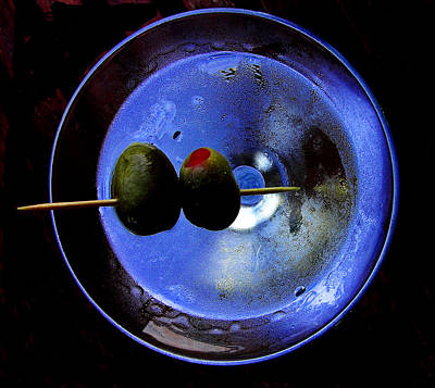Martini Royalty-Free and Rights-Managed Images - Shaken not Stirred by David Kay