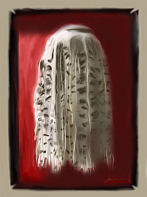 Shakira Painting - Shakira's Skirt by Jean Pacheco Ravinski