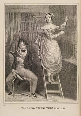 Fornication Photograph - Shall I Show You .. by British Library
